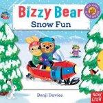 Bizzy Bear Snow Fun
