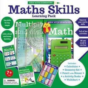 Back to School Boxset: Math Skills by Various