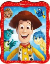 DisneyPixar Happy Tin
