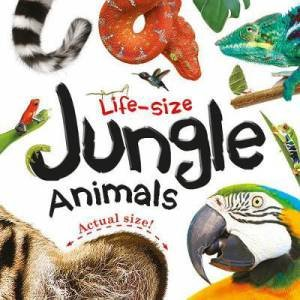 Life-Size: Jungle Animals by Various