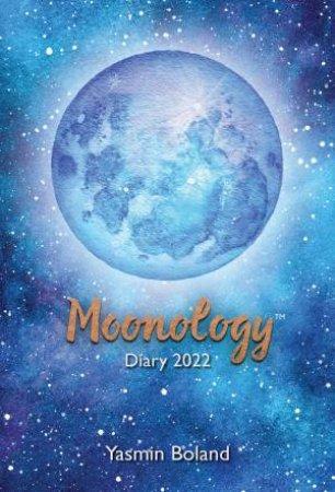 Moonology. Diary 2022 by Yasmin Boland