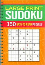 Super Wire-O: Large Print Sudoku by Various