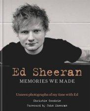 Ed Sheeran Memories We Made