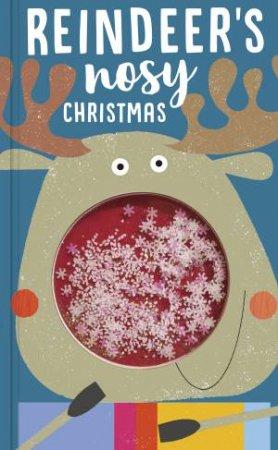 Reindeers Nosy Christmas