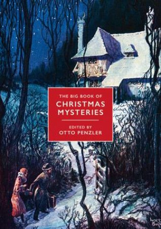 The Big Book Of Christmas Mysteries by Otto Penzler