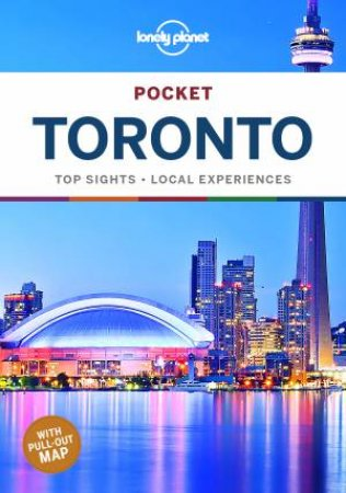 Lonely Planet Pocket Toronto (1st. Ed)