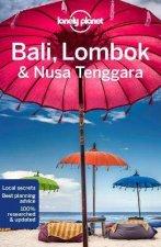 Lonely Planet Bali Lombok  Nusa Tenggara 18th Ed