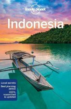 Lonely Planet Indonesia 13th Ed