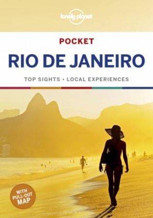 Lonely Planet Pocket Rio De Janeiro (1st Ed)