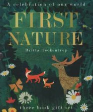 First Nature Three Book Set