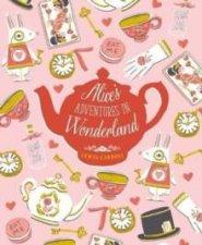 Alices Adventures In Wonderland Slipcase
