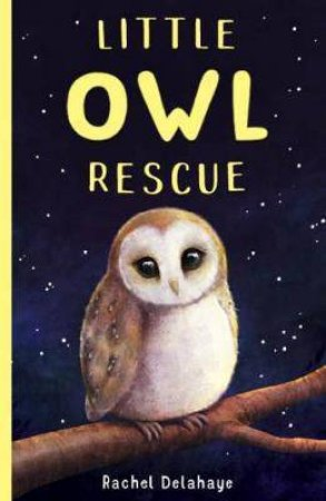 Little Owl Rescue by Rachel Delahaye