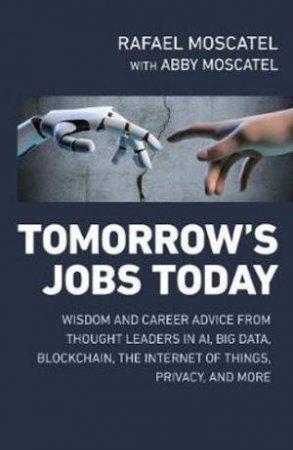 Tomorrow's Jobs Today