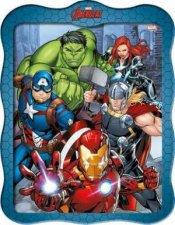 Avengers Happy Tin