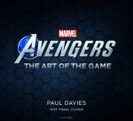 Marvels Avengers The Art Of The Game