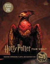 Harry Potter The Film Vault  Volume 5