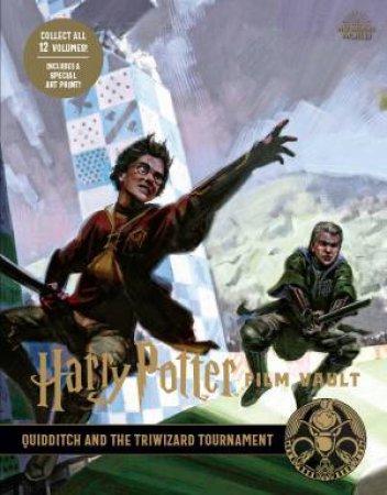 Harry Potter: The Film Vault - Volume 7