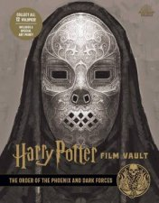 Harry Potter The Film Vault  Volume 8