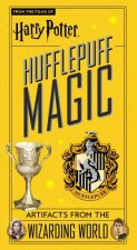 Harry Potter House Magic  Hufflepuff