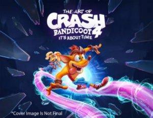 The Art Of Crash Bandicoot 4 by Various