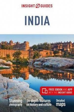 Insight Guides: India (12th Ed)