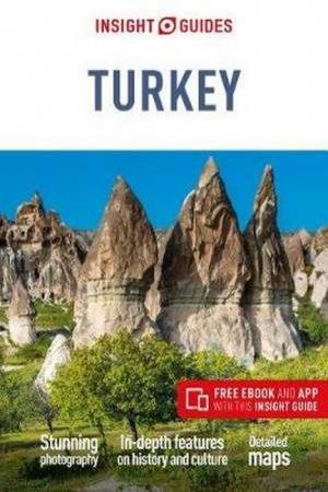 Insight Guides: Turkey 8th Ed