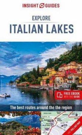 Insight Guides: Explore Italian Lakes 2nd Ed.