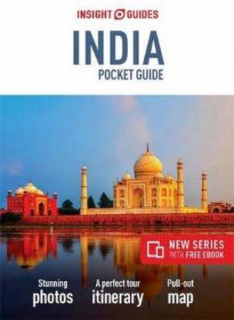 Insight Guides Pocket India 17th Ed.