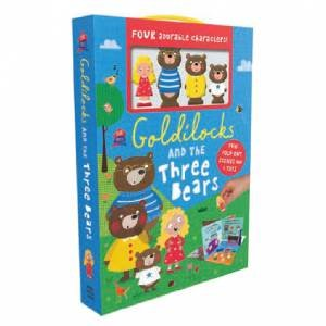 Playhouse Goldilocks And The Three Bears