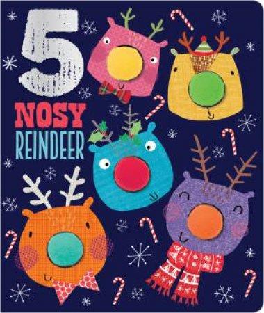 Five Nosy Reindeer