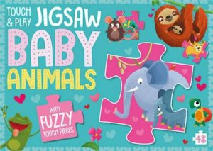 Touch And Play 48pc Jigsaw: Baby Animals