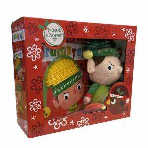 Never Touch A Grumpy Elf Box Set by Various