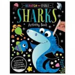Scratch  Sparkle Sharks Activity Book
