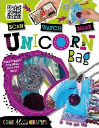Sew A Unicorn Purse by Various