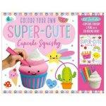 Cupcake ColourYourOwn Squishy