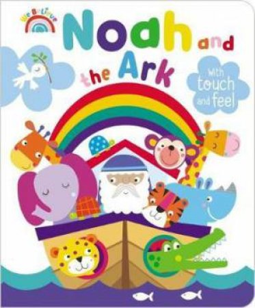 Touch And Feel: Noah And The Ark