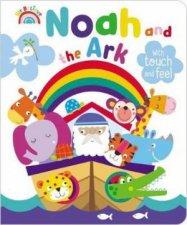 Touch And Feel Noah And The Ark