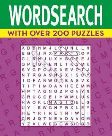Classic Wordsearch