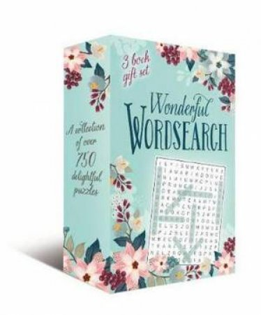 The Wonderful Wordsearch 3-In-1 by Various
