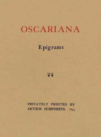 Oscariana