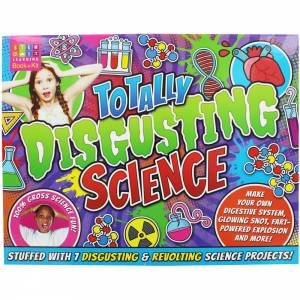 Activity Stations: Totally Disgusting Science by Various