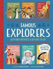 Famous Explorers  Lift the Flap History