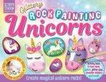 Activity Station Gift Box Unicorn Rock Painting