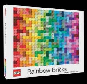 LEGO Rainbow Bricks Puzzle by Various