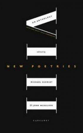 New Poetries VIII by Michael Schmidt & John McAuliffe