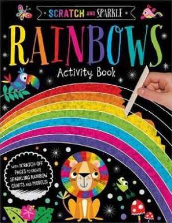Rainbows Activity Book by Various