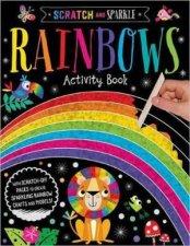 Rainbows Activity Book
