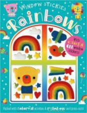 Window Stickies Rainbows