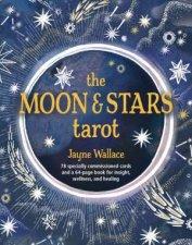 The Moon  Stars Tarot