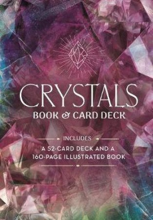 The Crystals Pack: Book & Cards by Various